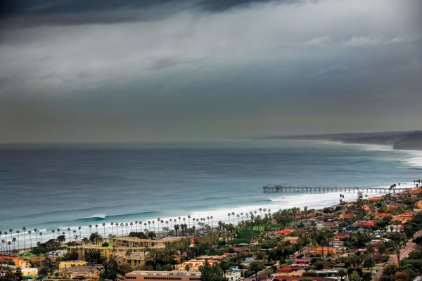 La Jolla, California by Anthony Ghiglia - Surfer Magazine Best of 2010
