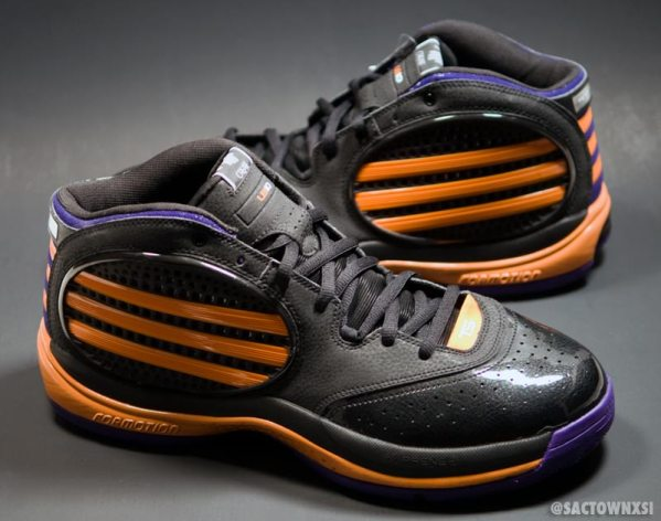 adidas Player Exclusive Sample: TS Cut Creator Leandro Barbosa Phoenix Suns Away
