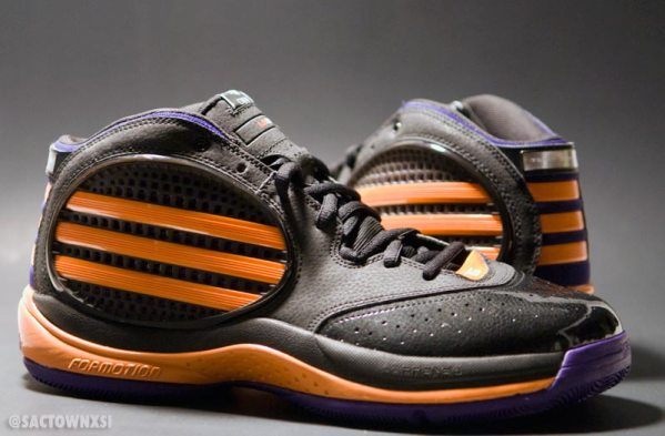adidas Player Exclusive Sample: Leandro Barbosa Phoenix Suns Away TS Cut Creator