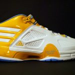 Chauncey Billups adidas TS Lightning Creator Yellow Nuggets Home Player Exclusive