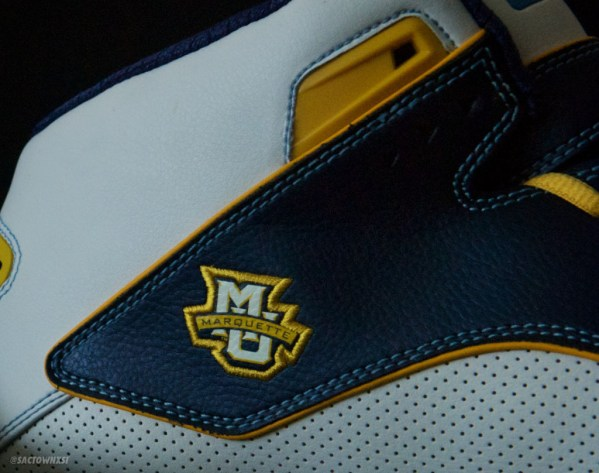 Converse Dwyane Wade Team Wade Marquette Player Exclusive