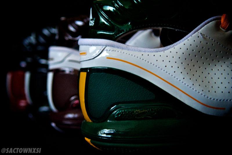 adidas adiZero Rose Player Exclusive Colorways