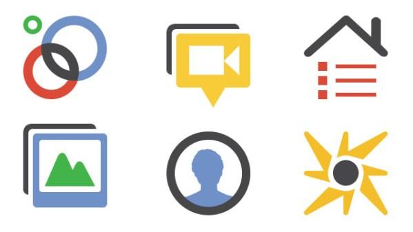 Google+ Plus Logos