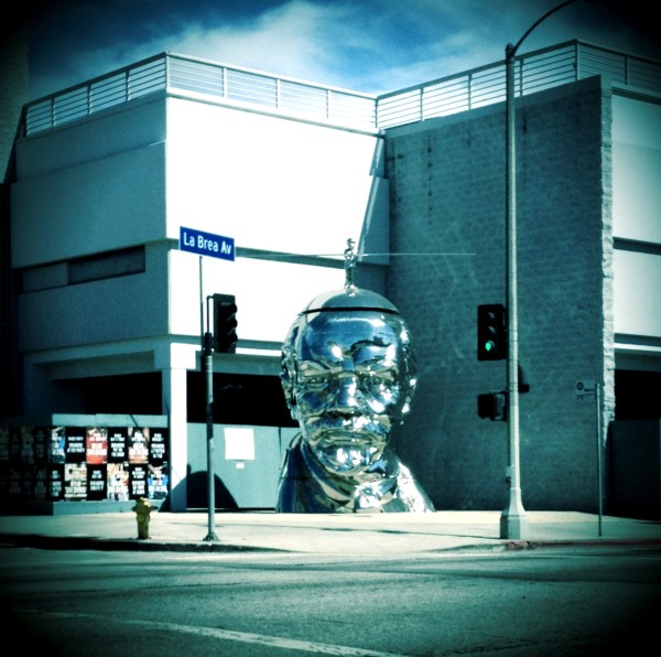 Lenin. La Brea. Los Angeles.